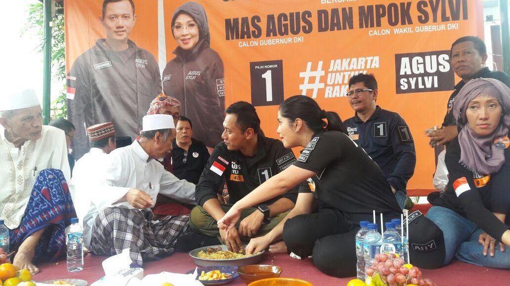 Dapat Keluhan dari Seorang Ibu soal KJP, Ini Jawaban Agus Yudhoyono
