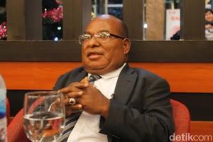Pilkada Papua, Lukas Enembe Klaim akan Melawan Kotak Kosong