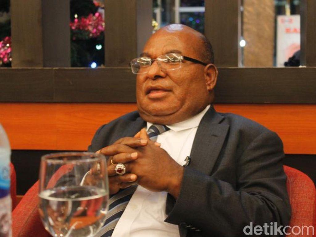 Pengojek Gubernur Papua ke Perbatasan Papua Nugini Dibayar Rp 100 Ribu