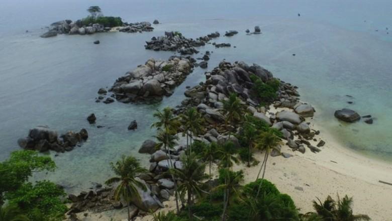 Geopark Belitung Diusulkan Ke Unesco