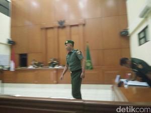 Kaleidoskop Hukum 2016: Korupsi Alutsista, Brigjen Teddy Divonis Seumur Hidup