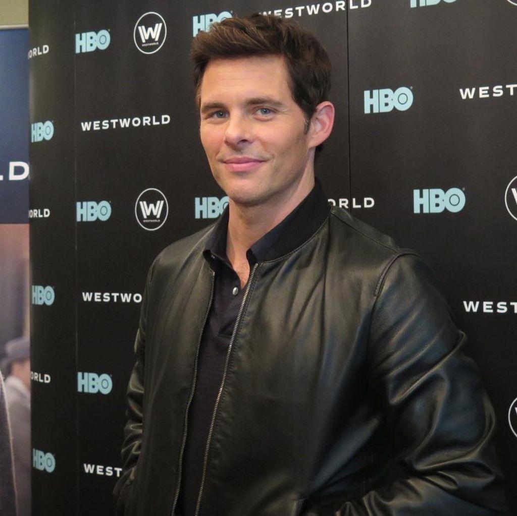 James Marsden: Bermain dalam Westworld Tak Perlu Improvisasi