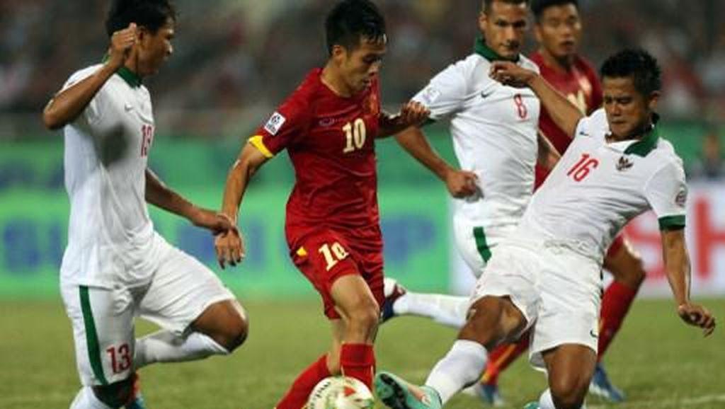 Catatan Indonesia di Semifinal Piala AFF