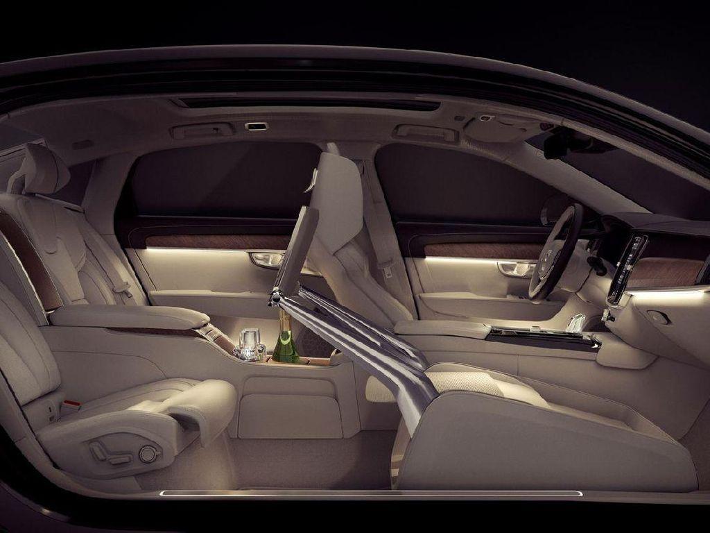 Volvo Siapkan Interior untuk Penumpang di Mobil Otonom