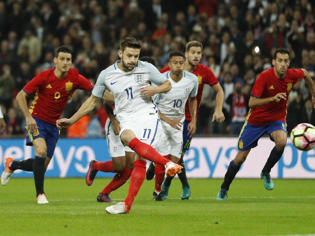 Lallana Penting untuk Inggris-nya Southgate