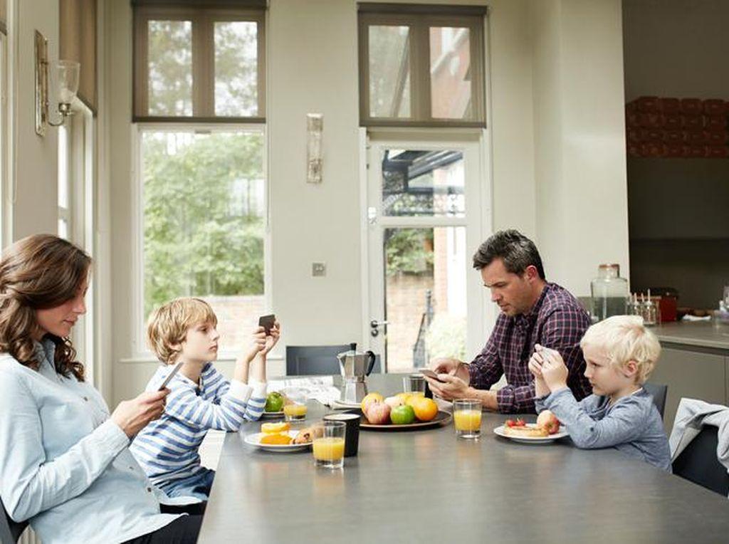 4 Alasan Umum Kenapa Orang Tua Tak Biasakan Anak Sarapan