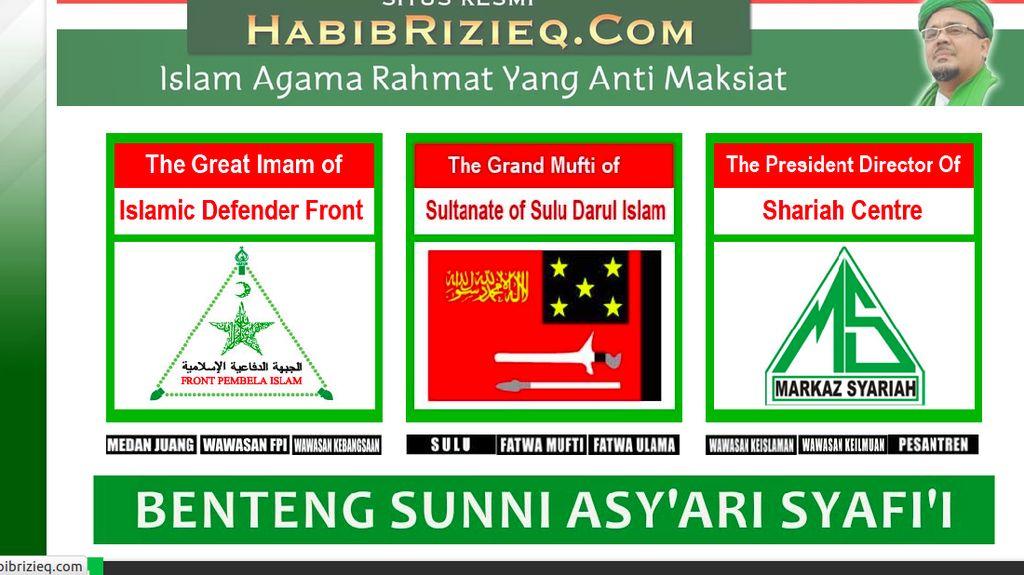 Portal Habib Rizieq Diblokir Kominfo, FPI Angkat Bicara