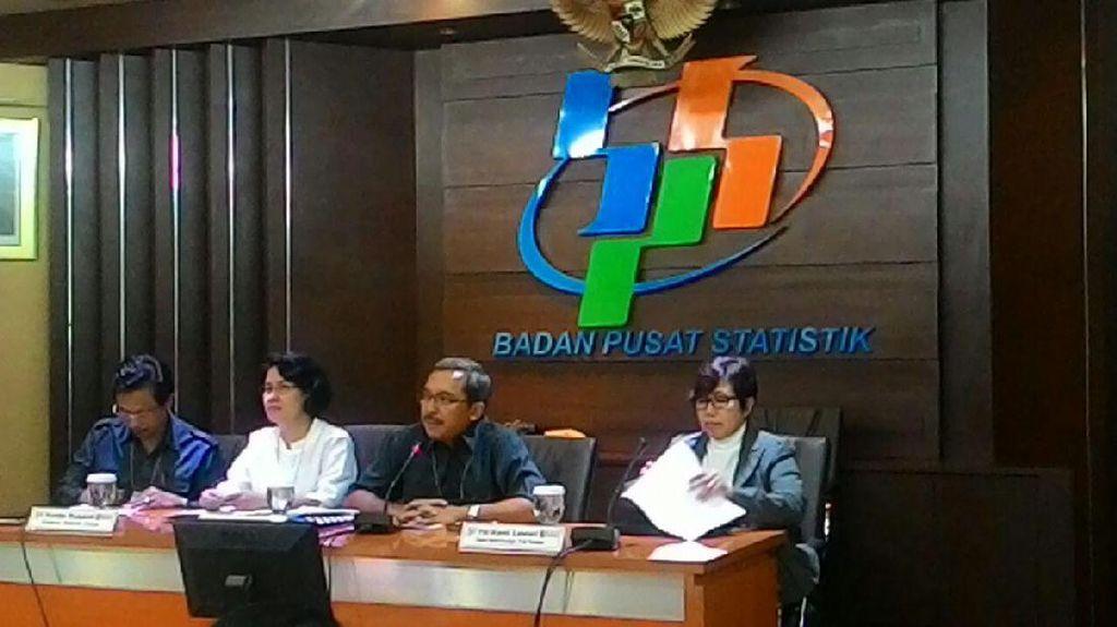 Inflasi November 0,47%, BPS: Gara-gara Cabai