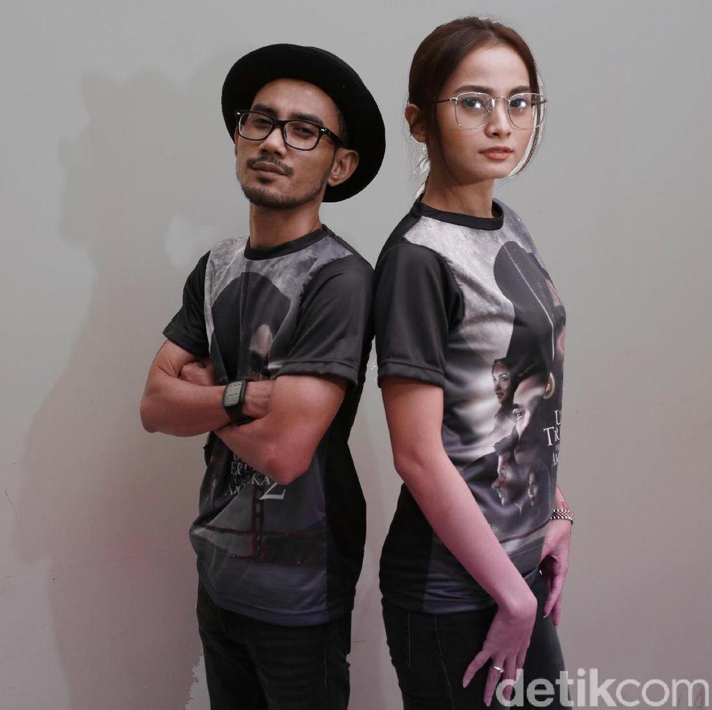 Acha Septriasa dan Ade Omar Harapkan Kedamaian Pada Bulan Terbelah
