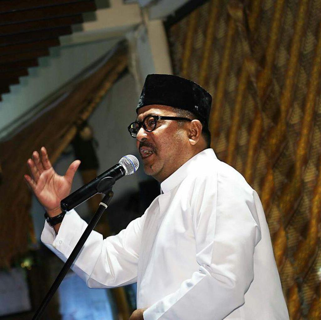 Rano Karno Kritik Pembangunan di Serang