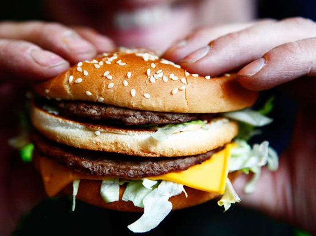 Daging Burger McDonalds dan Burger King Dipasok Oleh Perusahaan yang Sama