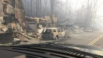 Korban Tewas Kebakaran Hutan di AS Jadi 7 Orang, 700 Rumah Hangus