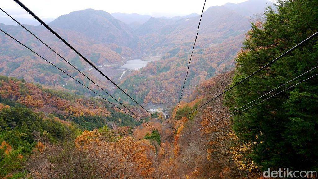 Inikah Lembah Paling Cantik di Jepang Kala Musim Gugur?
