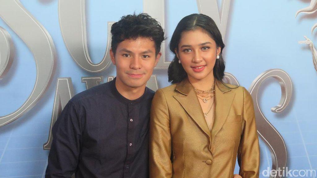 Baru Jadian, Mikha Tambayong dan Fero Walandouw Pacaran Terus