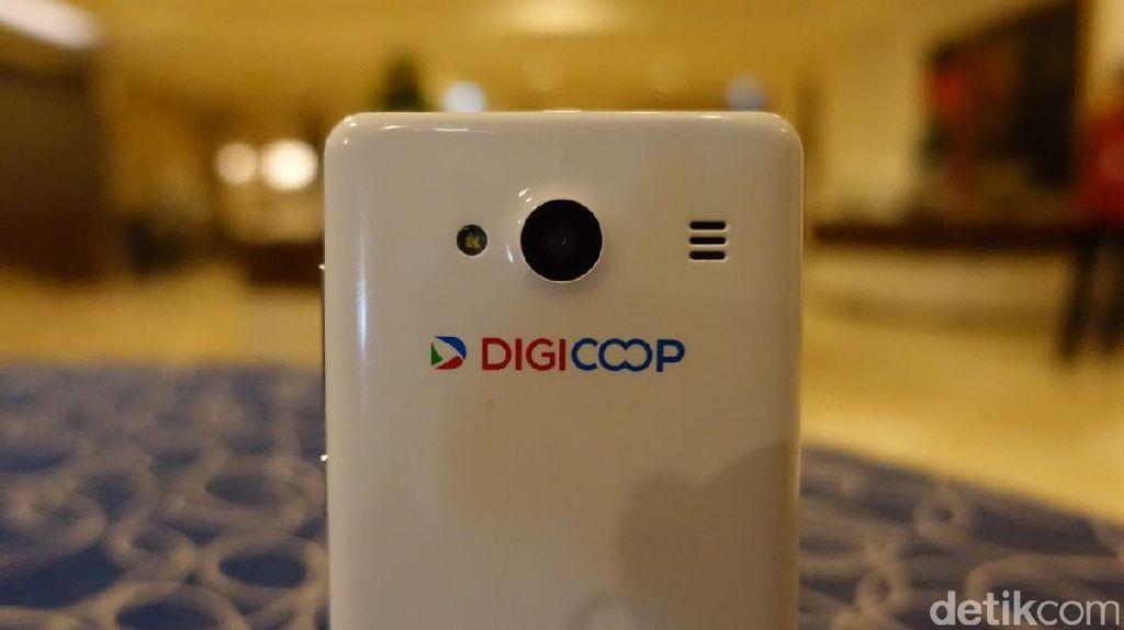 Digicoop, Ponsel 4G Gratis Buatan Lokal