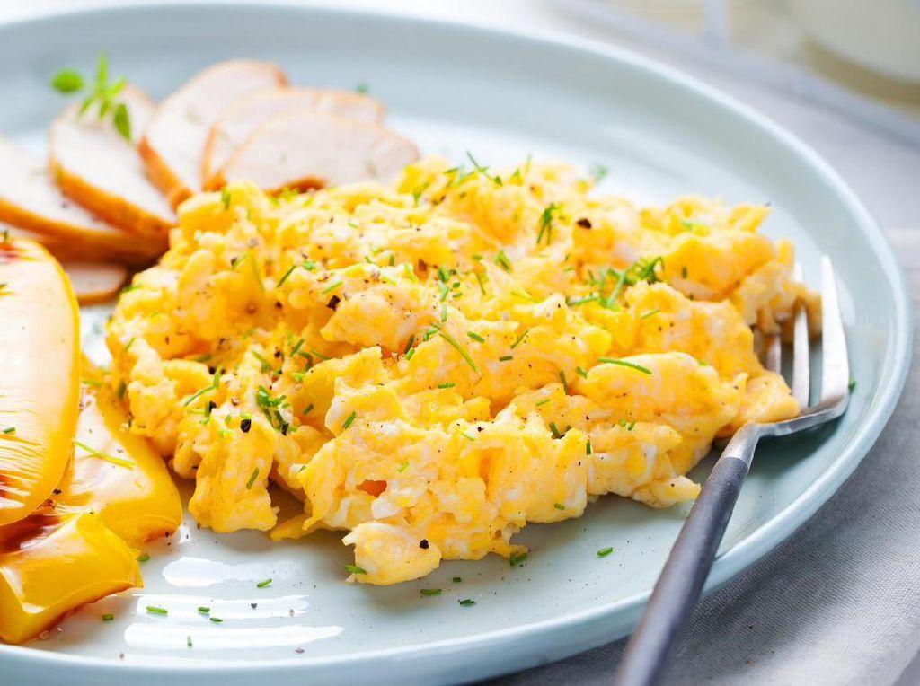 4 Alasan Sehat Kenapa Kamu Wajib Sarapan Telur Setiap Hari
