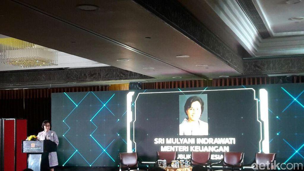 Sri Mulyani: Pertumbuhan Ekonomi Dunia Masih Tak Pasti dan Lemah