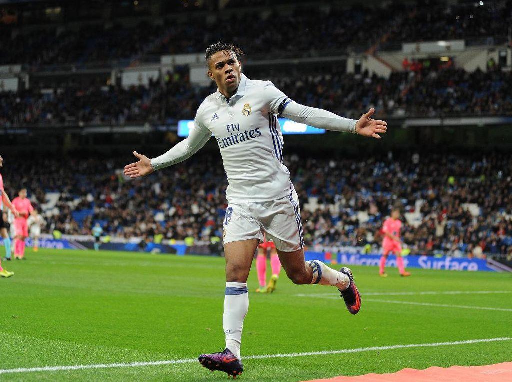 Mariano Diaz Pemain yang Dibutuhkan Real Madrid