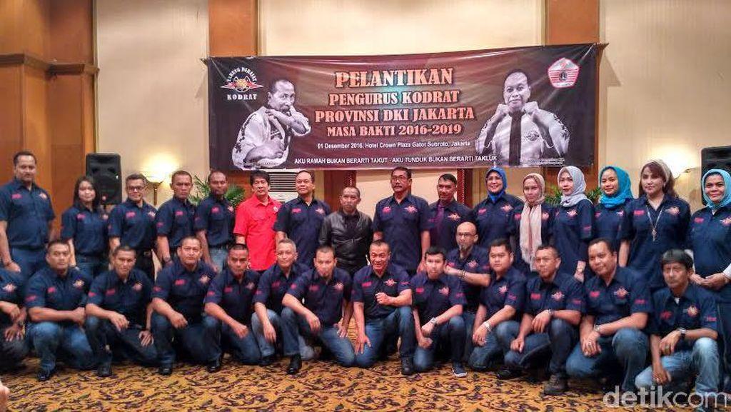 Lima Program Sukses Ketum Tarung Derajat DKI Jakarta