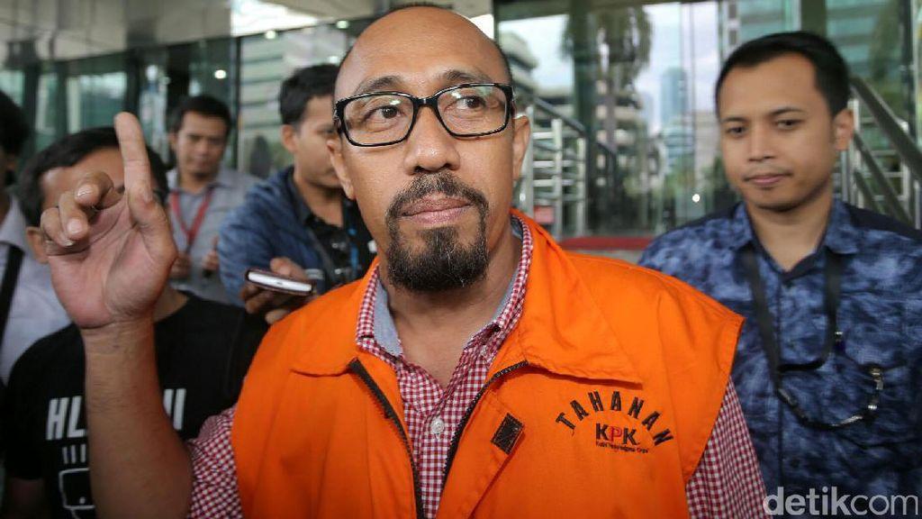 Uang Panas Rp 1,1 Miliar Dipakai Anggota DPR untuk Umrah