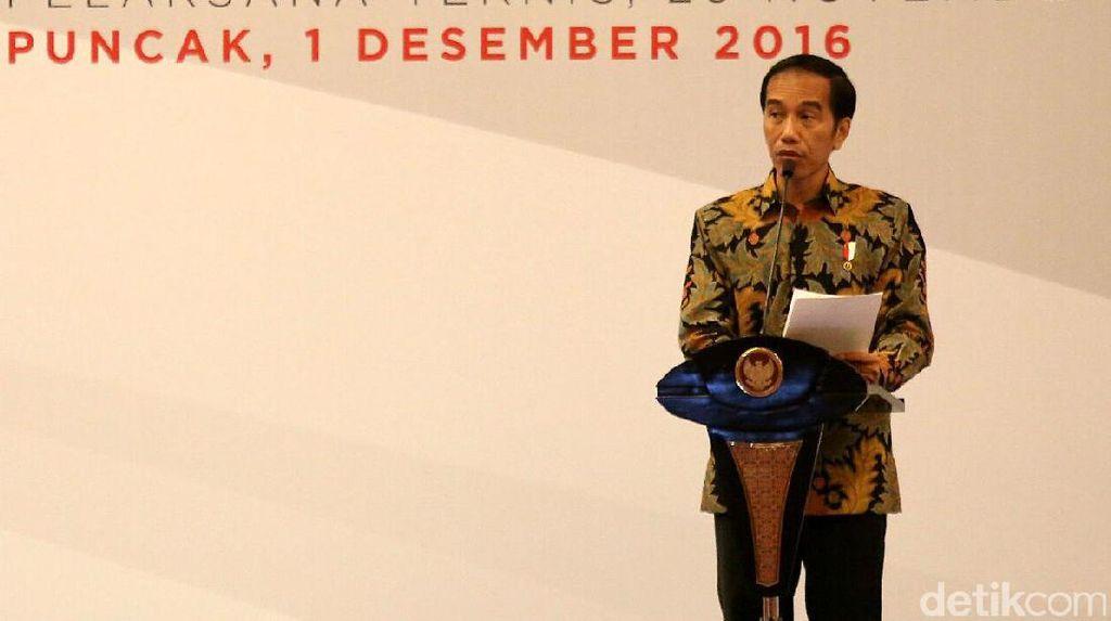 Jokowi: Target Investasi Rp 670 T Harus Dicapai dengan Jurus Apa Pun