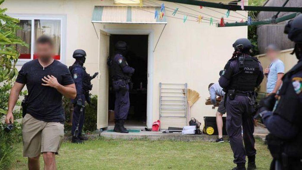 Polisi di Sydney Bongkar Ladang Ganja Senilai Rp 25 M
