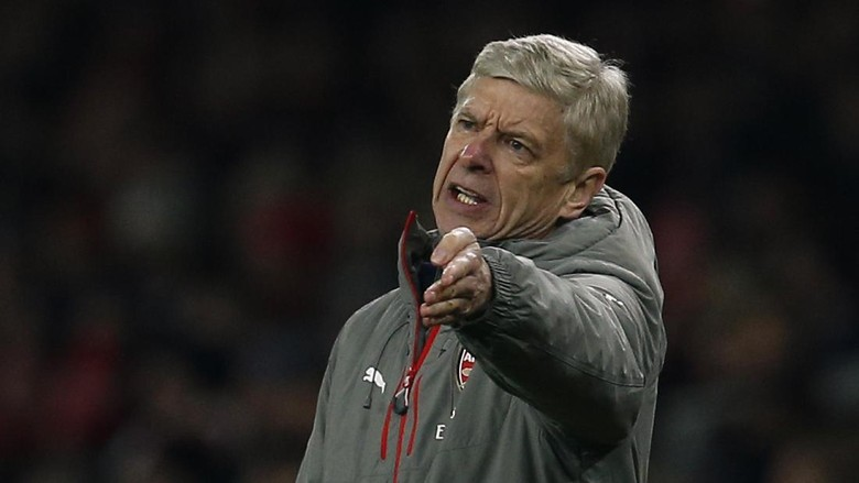Wenger Kritik Penampilan Arsenal