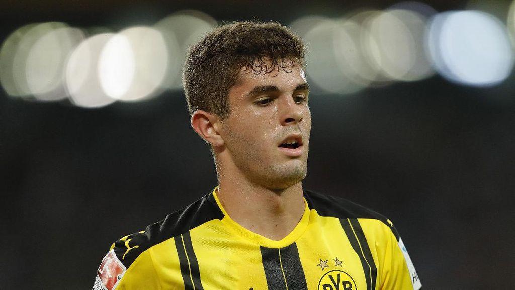 Dortmund Pagari Pulisic dengan Kontrak Baru
