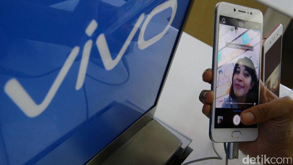 Vivo V5 Resmi Dijual di Indonesia
