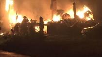 7 Orang Tewas Dalam Kebakaran Hutan di AS