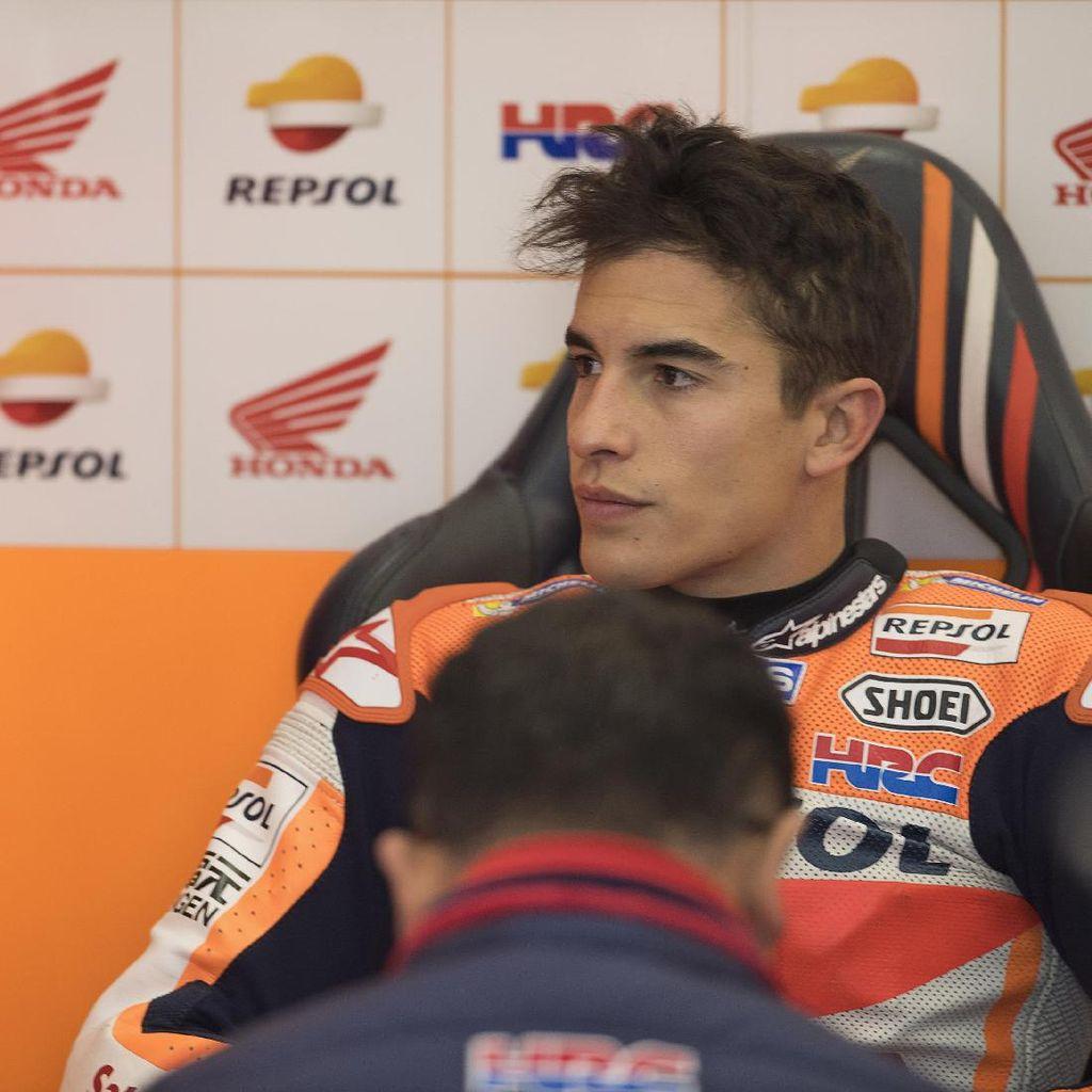 Tentang Tekanan yang Dirasakan Marquez di 2016