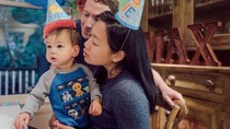 Ultah Pertama Putri Zuckerberg Dirayakan Sederhana