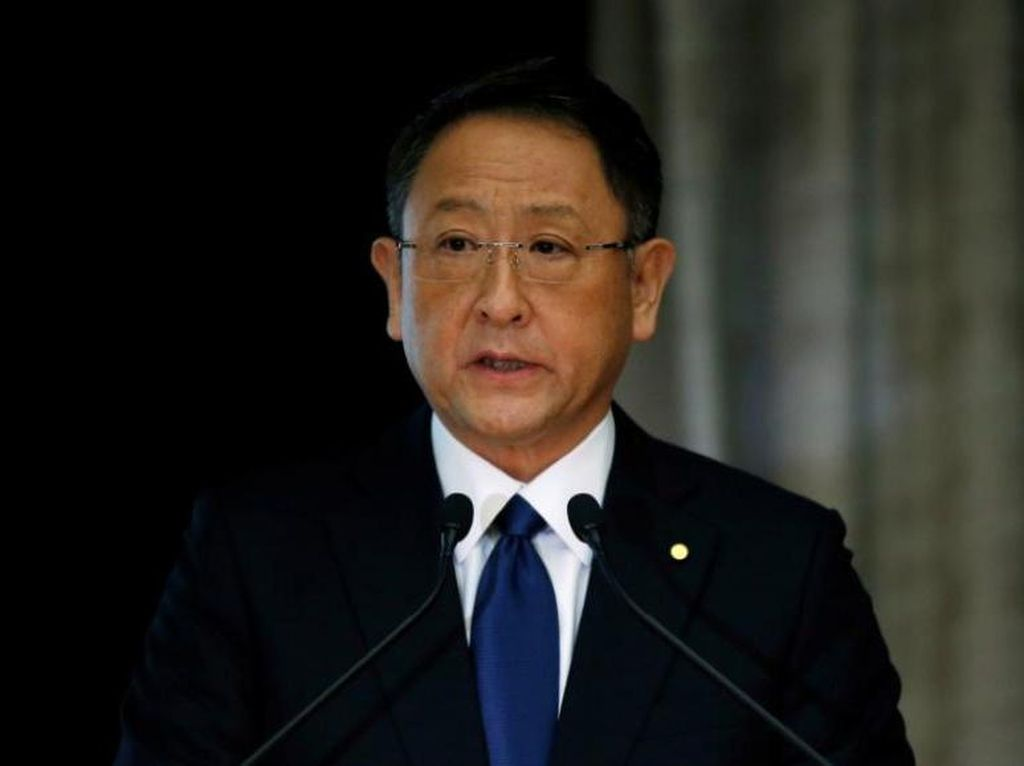Akio Toyoda Tak Menyangka Bisa Memimpin Toyota dalam Waktu Lama