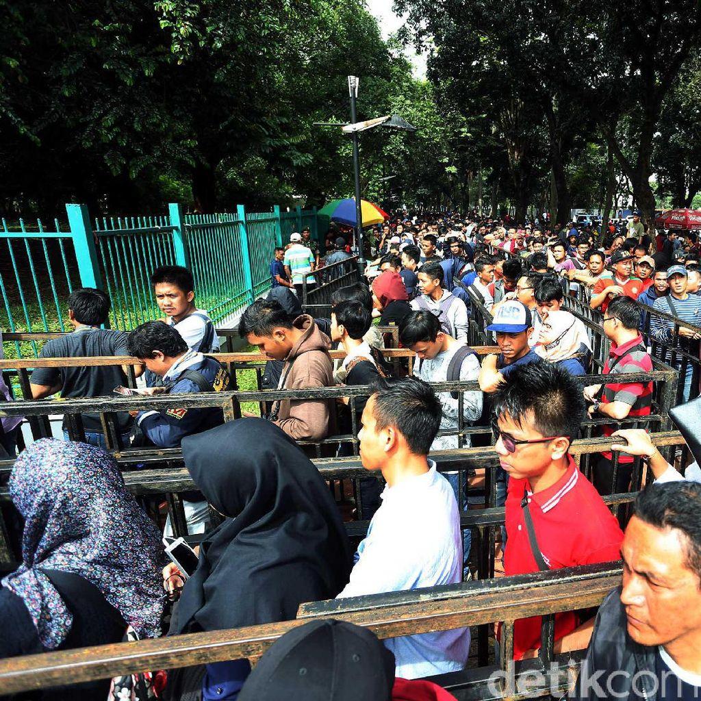 Final Bakal Digelar di Pakansari, Bagaimana Penjualan Tiketnya?