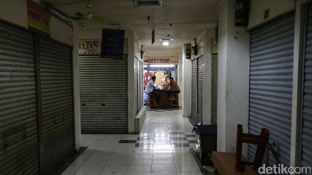 Pasar Glogok Lesu
