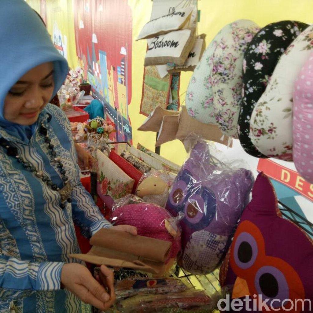 Produk UKM Banyak Dibajak, Atalia Kamil: Pemicu untuk Lebih Kreatif