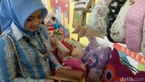 Produk Kerajinan Tangan dan Busana Dipamerkan di Monju Bandung