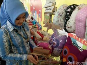 Istri Pejabat Pemkot Bandung Gelar Buka Berkah Selama Ramadan