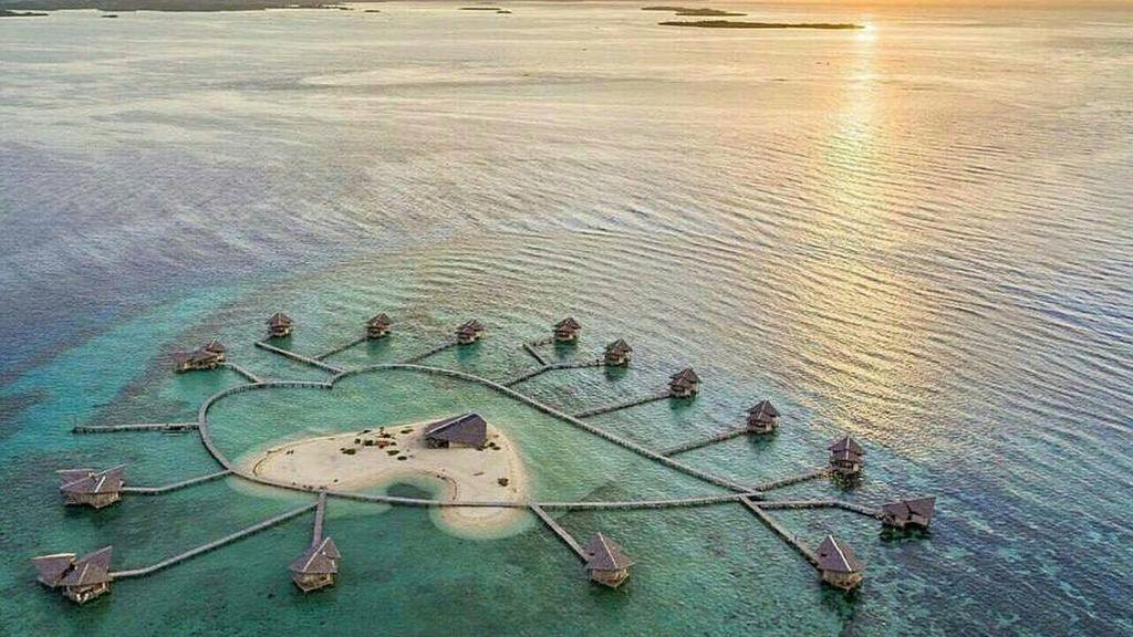Dibuat Jatuh Hati dengan Pulau Cinta Gorontalo