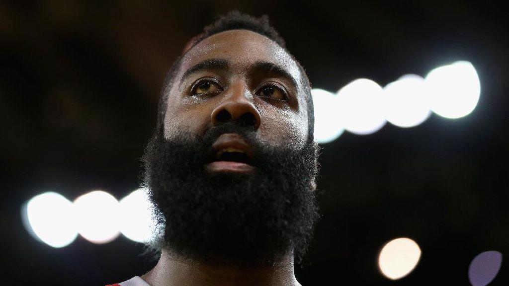 Triple-Double Harden Antar Rockets Hentikan Rentetan Kemenangan Warriors