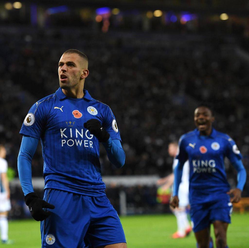 Pemain-Pemain Baru Leicester Masih Butuh Waktu