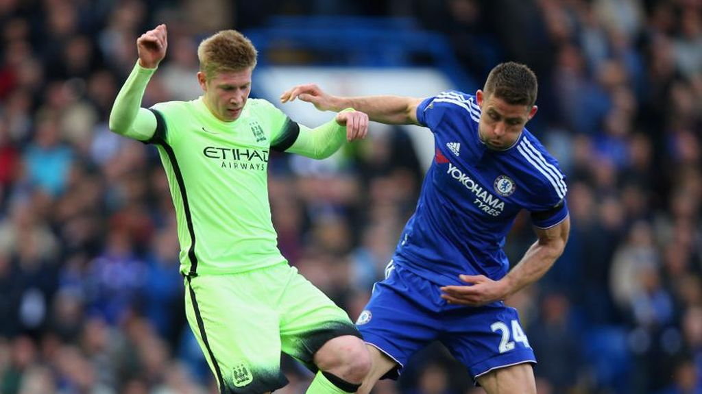 Live Report: Manchester City vs Chelsea