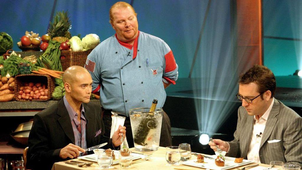 Food Network Akan Tayangkan The Iron Chef Versi Terbaru