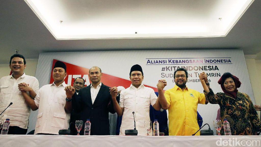 Aliansi Kebangsaan Bakal Penuhi Sudirman-Thamrin