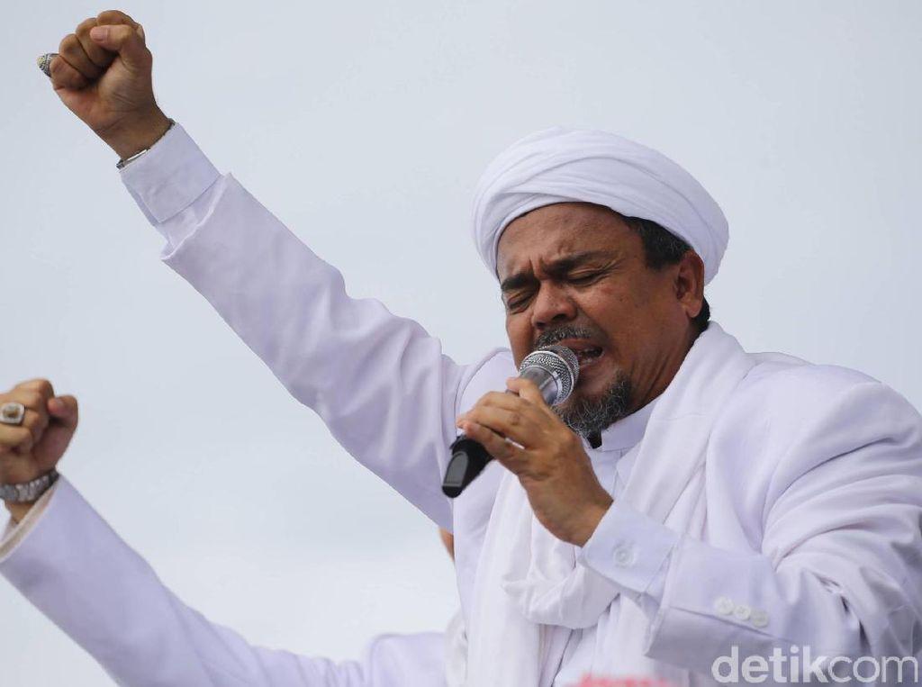 Meme Politik: Koalisi Habib Rizieq Akankah Jadi Nyata?