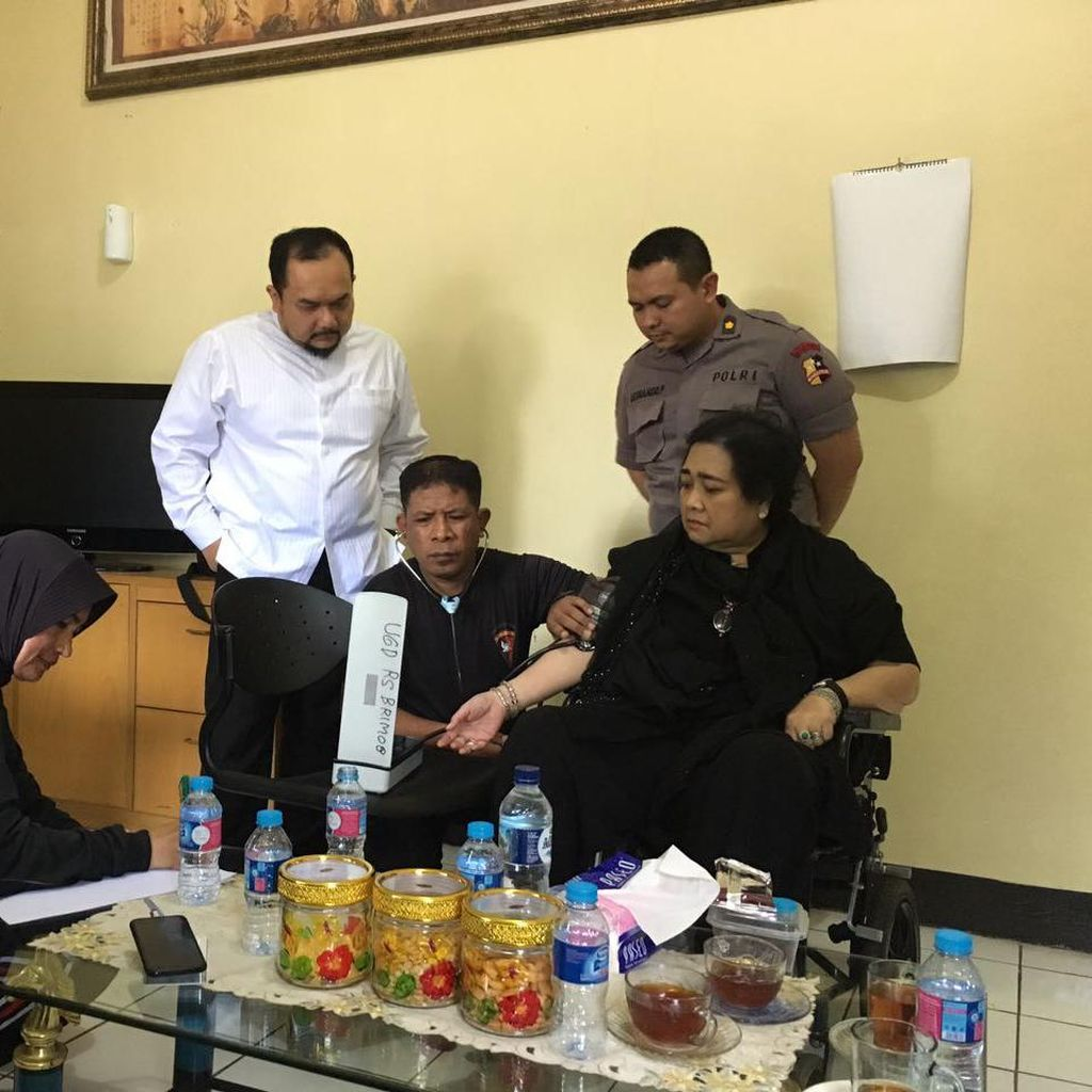 Setelah Sehat, Rachmawati Siap Kembali Diperiksa Polisi Terkait Dugaan Makar