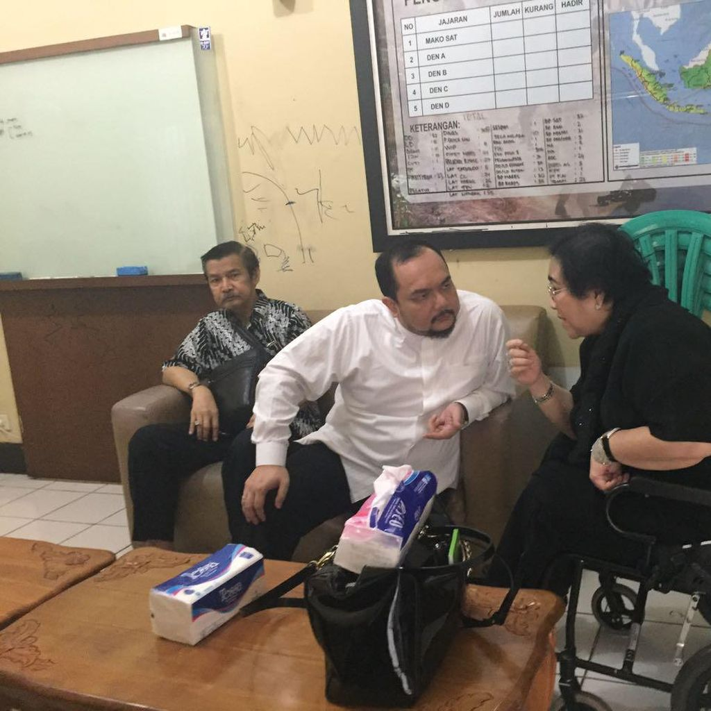 Tepis Tuduhan Makar, Rachmawati Mengaku Hanya Ajukan 2 Petisi