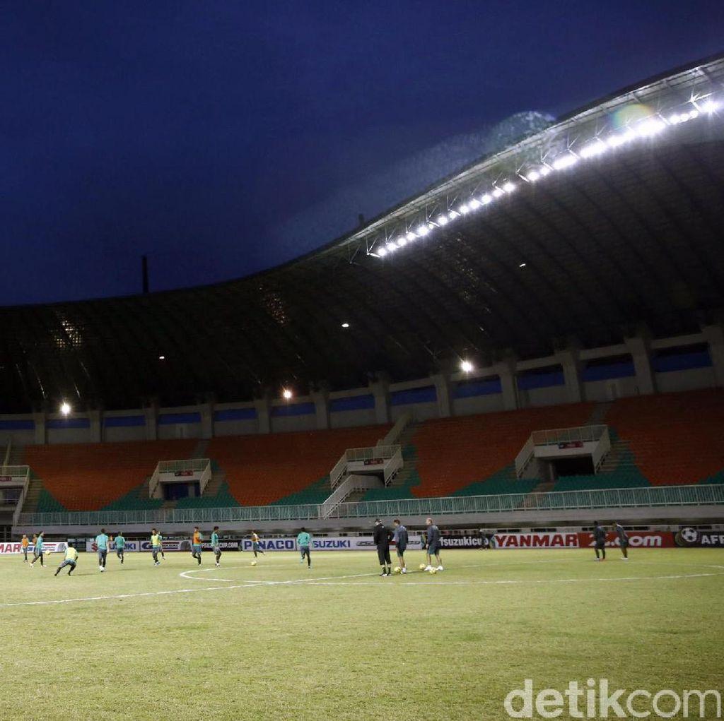 Mau Nonton Indonesia Vs Vietnam di Stadion Pakansari? Ini Imbauan Polisi