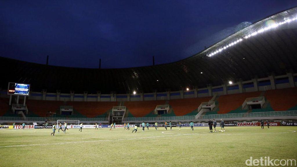 Stadion Pakansari Kemungkinan Besar Dipakai Lagi untuk Final