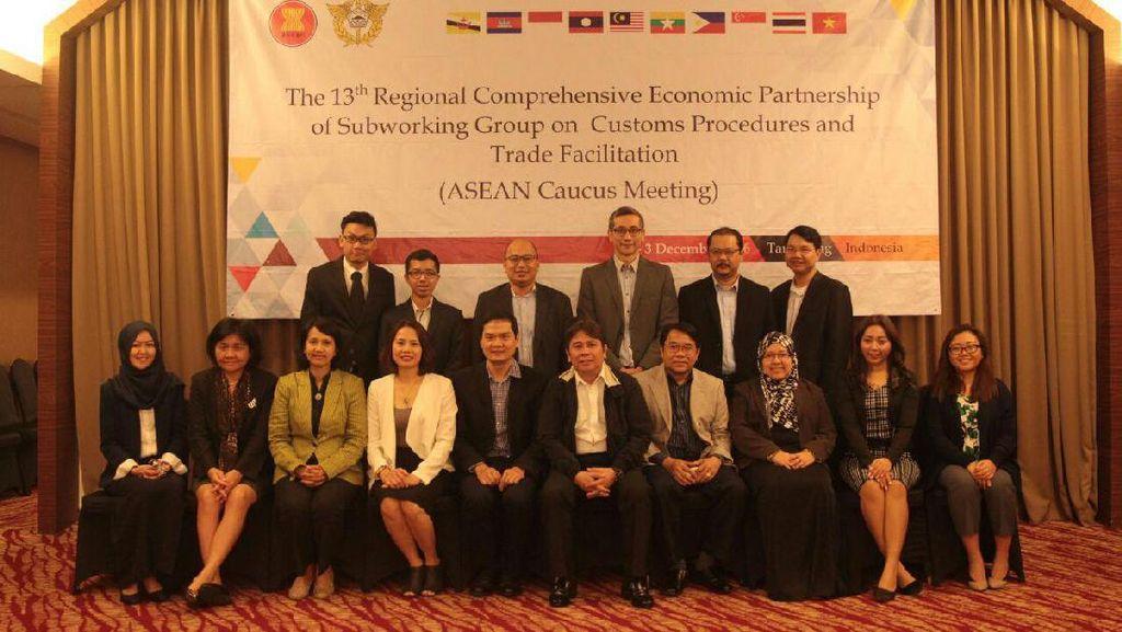 Sambut Perdagangan Bebas, ASEAN Perkuat Prosedur Kepabeanan